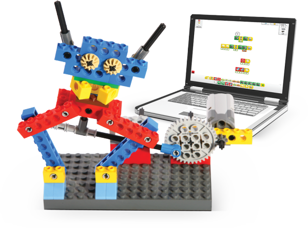 プログラミングでロボットを動かす